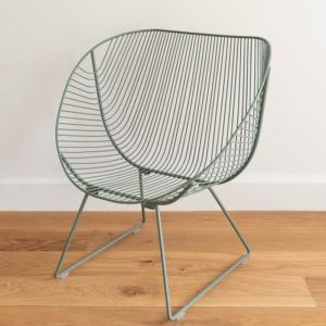 Coromandel chair by Ico Traders - Sage