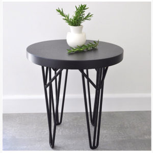 Ohau-sidetable-stool-EBONY_BLACK