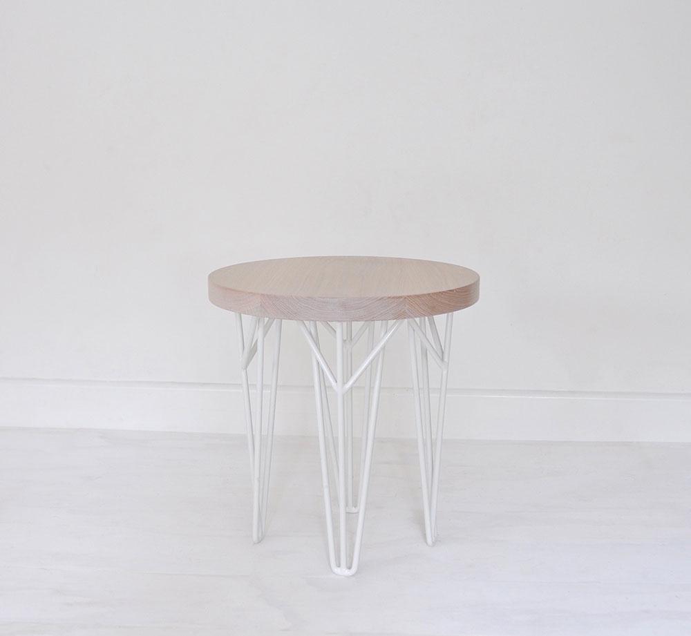 Ohau Round Side Table Stool Ico Traders