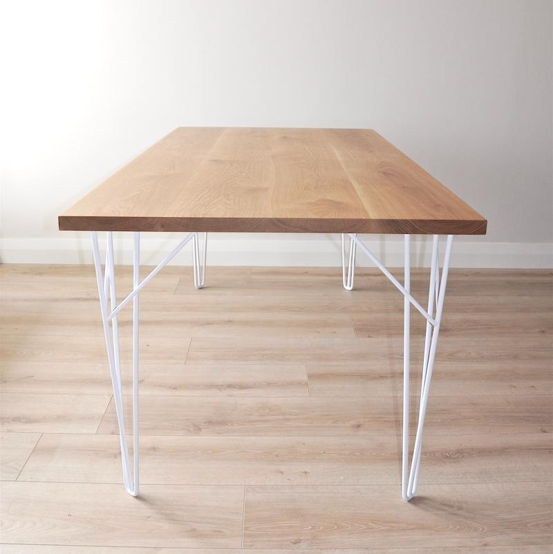 Tongariro Oak Dining Table Ico Traders