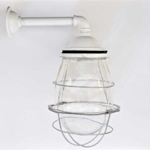 white-caged-tavern-light