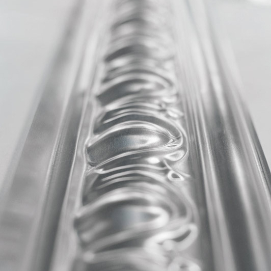 Pressed metal panel pattern, Egg & Darte cornice by Pressed Tin Panels