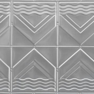 Pressed metal panel pattern, Bondi design by Pressed tin panels