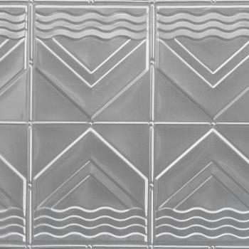 Pressed metal panel pattern, Bondi design by Pressed tin panels