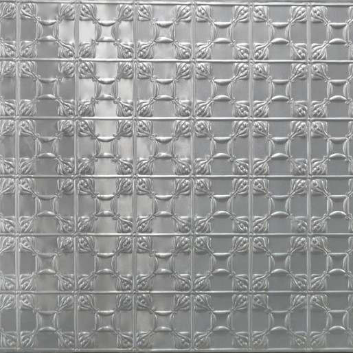 Pressed metal panel pattern, Evans design by Pressed tin panels