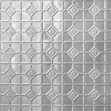 Mudgee design, pressed metal panel pattern by Pressed tin panels