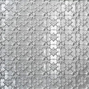 Original design, pressed metal panel pattern by Pressed tin panels