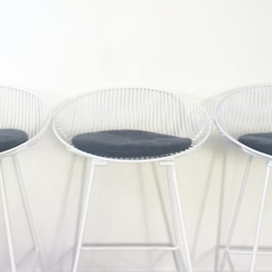 Tush cush on the Rangitoto stool