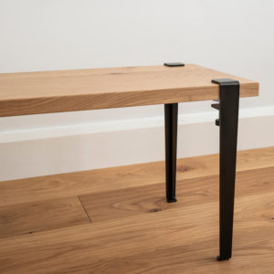 Oak Welcome bench by Ico Traders